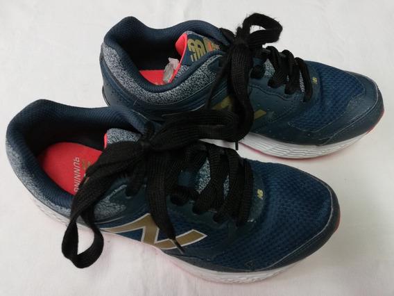 Zapatillas New Balance W520ls2 Dama T. 35.5 Ar