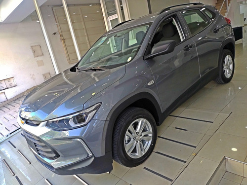 Chevrolet Tracker 1.2 Turbo Automatica 0km 2021 Financio Pd