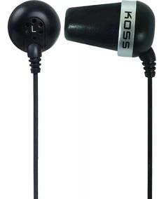 Fone De Ouvido Koss The Plug In Ear Oferta Santec