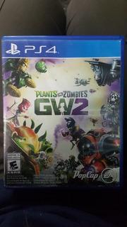 Plantas Vs Zombies Ps4 Garden Warfare 2
