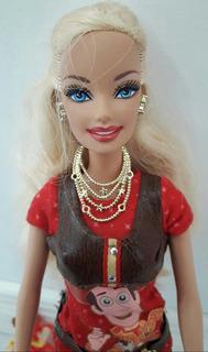 Barbie Toy Story Woody .edición Limitada. Original Mattel.
