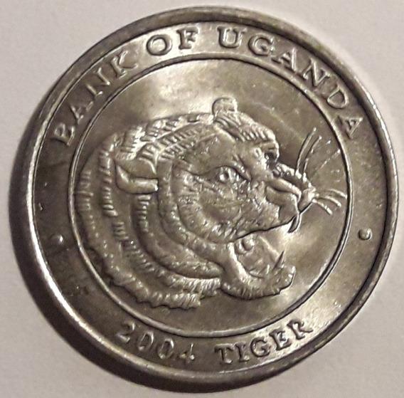Uganda Moneda Horoscopo Chino - Tigre - Sin Circular