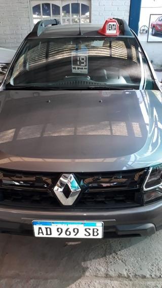 Renault - Duster Ph2 Expression 1.6 Añ0 2019 Sin Rodar