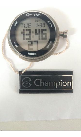 Relógio Champion Touch