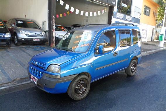 Fiat Doblo Ex 1.3 2002/2002