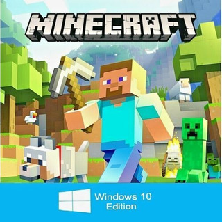 Minecraft Edición Windows 10 - Codigo De Activacion