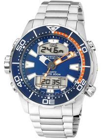 Relógio Citizen Aqualand Masculino Jp1099/81l/tz10164f