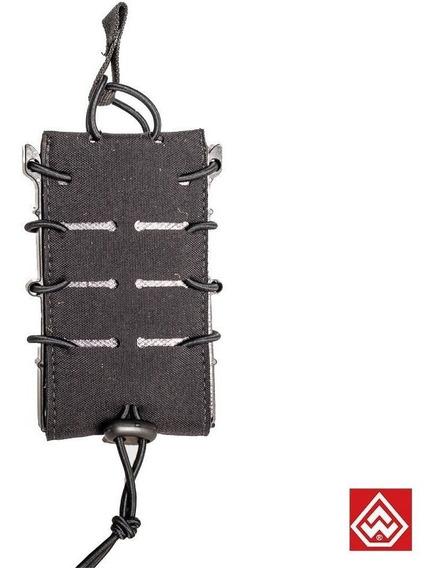 Porta Carregador Warfare 1x556 Fast Mag Molle Black