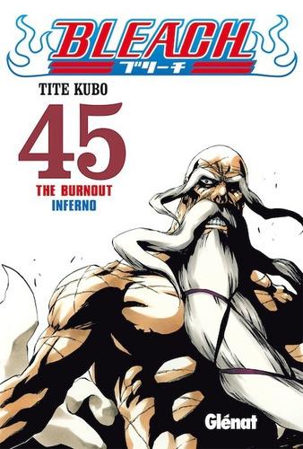 Manga Bleach Tomo 45 - Glenat