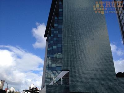 Sala Comercial Para Locação, Casa Forte, Recife - Sa0067. - Sa0067