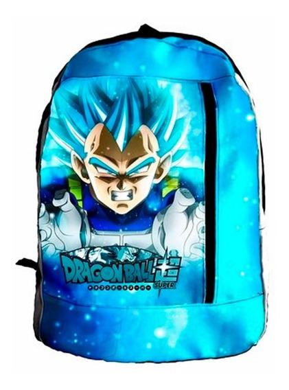 Mochila Dragon Ball Super Goku Vegeta Diseños 2018