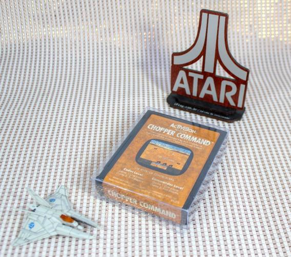 Chopper Command [ Atari 2600 ] Activison Original Importado