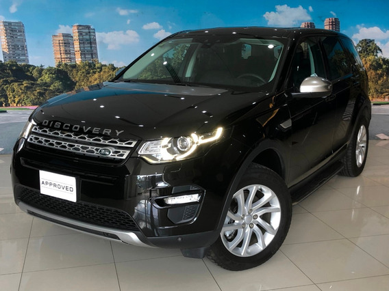 Discovery Sport Hse 2018