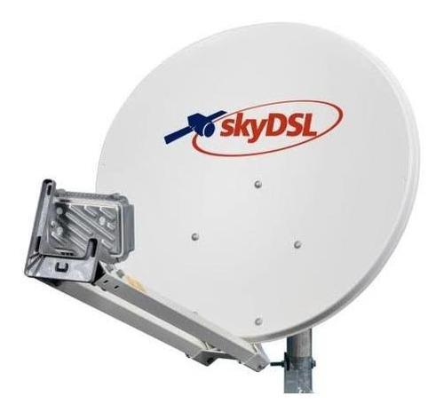 Internet Satelital Ilimitado