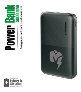Power Bank Movilcell Mv840 - 5.000 Mah Carga Portátil
