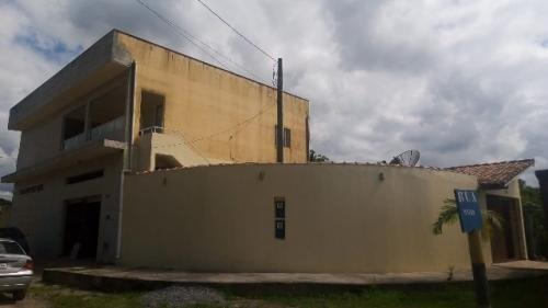 Imagem 1 de 14 de Sobrado Em Itanhaém Com Área De 291m² Em Itanhaém 7744