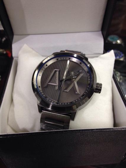 Relógio Importados Armani Exchange Com Caixa E Manual