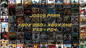 2 Jogos Xbox 360-one-ps3-ps4 Originais