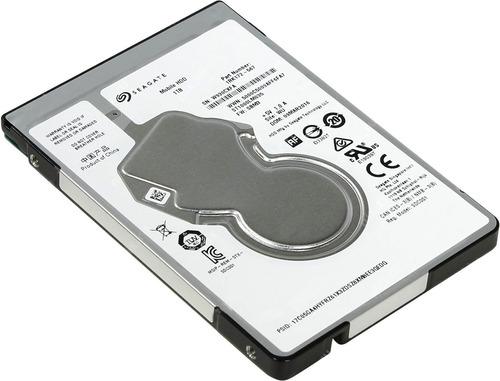 Hd 1tb 1000gb 2.5 Sata 5400 Rpm Seagate Para Notebook - Novo