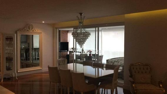 Apartamento Com 4 Dormitórios À Venda, 228 M² Por R$ 2.450.000 - Edifício Boulevard Tamboré - Santana De Parnaíba/sp - Ap1650
