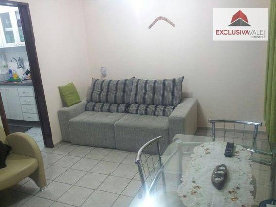 Apartamento Com 3 Dormitórios, 1 Suíte E 1 Vaga No Jardim Satélite - Ap1565
