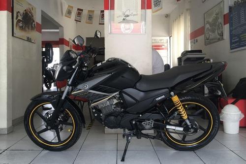Yamaha Ys 150 Fazer Sed Preta 2018/18