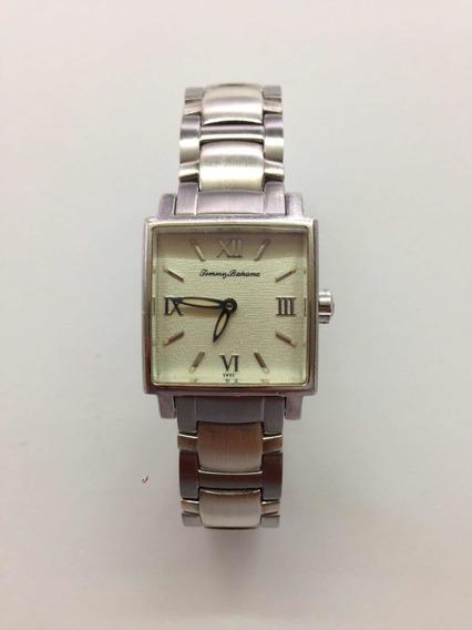 Reloj Tommy Bahama (plata)