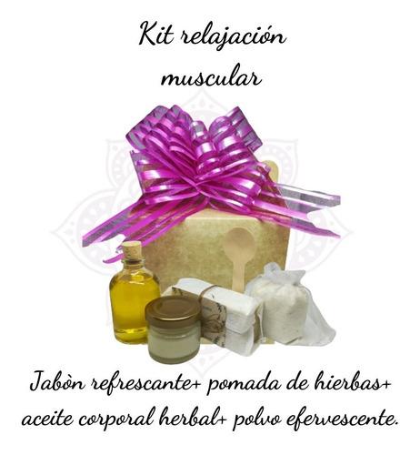 Kit Regalo Relajación Y Spa Dolo - Unidad a $25000