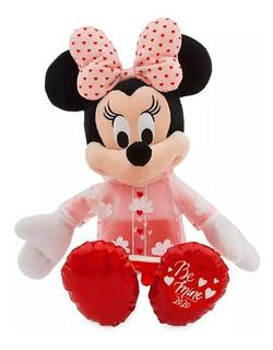 Disney Store Peluche Minnie San Valentin