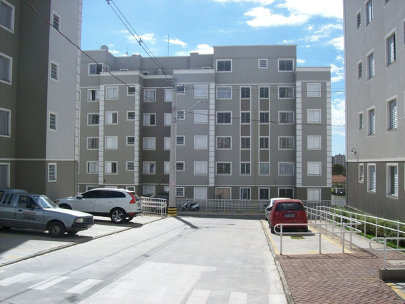 Apartamento Para Alugar 2 Dormitórios 1 Vaga Suzano Apl-0003
