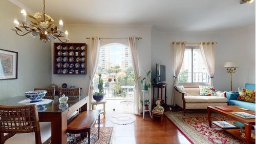 Imagem 1 de 30 de Apartamento Padrão Em São Paulo - Sp - Ap0051_rncr