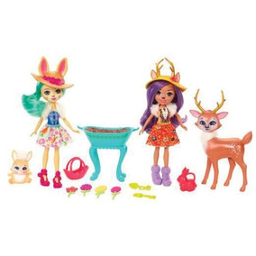 Brinquedo Para Menina Enchntmls Brincadeira Jardim