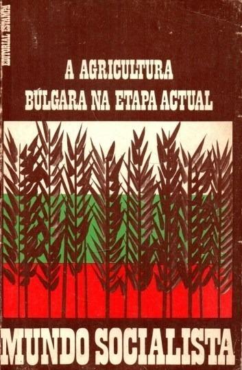 Livro A Agricultura Búlgara Na Etapa Actual Ivan Pramov