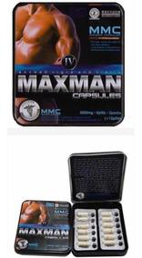 Max Man Potenciador Sexual ( Activa Tu Testosterona Al Max)