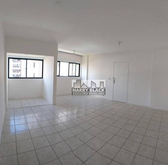 Apartamento Com 3 Dormitórios À Venda, 119 M² Por R$ 2,00 - Parnamirim - Recife/pe - Ap3717
