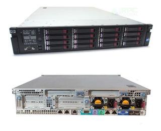 Servidor Hp Proliant Dl380 G7 - Dual Xeon X5650 - Dual Psu