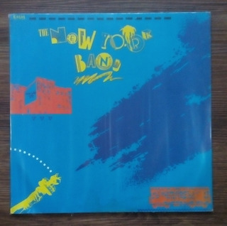 The New York Band, Lp Vinyl - 332083