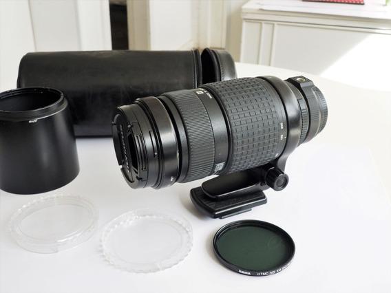 R$2390 Olympus Pro Tele Zoom Ed 50 200mm 1:2.8 3.5 -slr 4/3