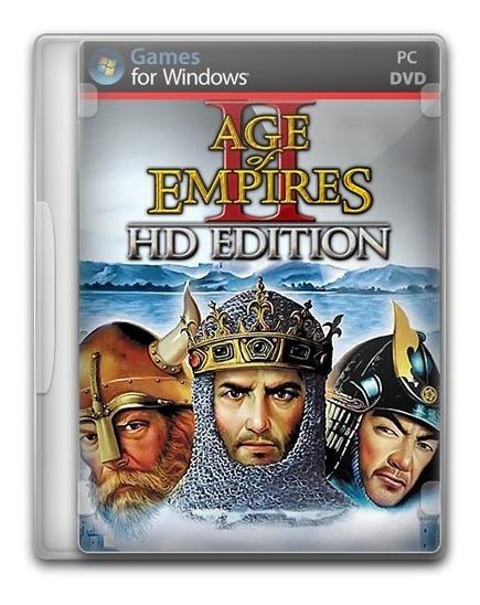 Age Of Empires 2 Para Computador Pc Mídia Fisica + Brinde