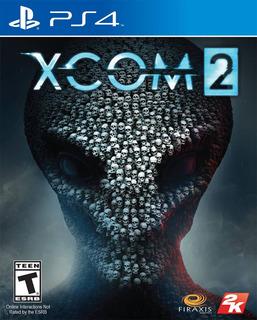 Xcom 2 Para Playstation 4 Nuevo Y Sellado!