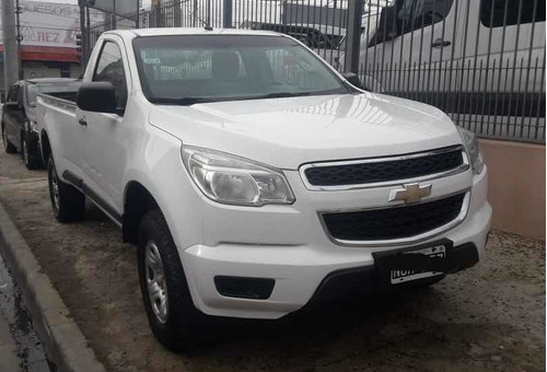 Chevrolet S10 2.8 Cabina Simple. 4x2  200cv 2014