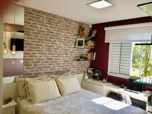 Imagem 1 de 15 de Apartamento Para Venda Por R$340.000,00 Com 56m², 2 Dormitórios, 1 Vaga E 1 Banheiro - Vila Carmem, São Paulo / Sp - Bdi28742