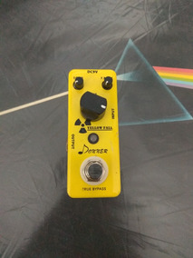 Pedal Donner Delay Yellow Fall