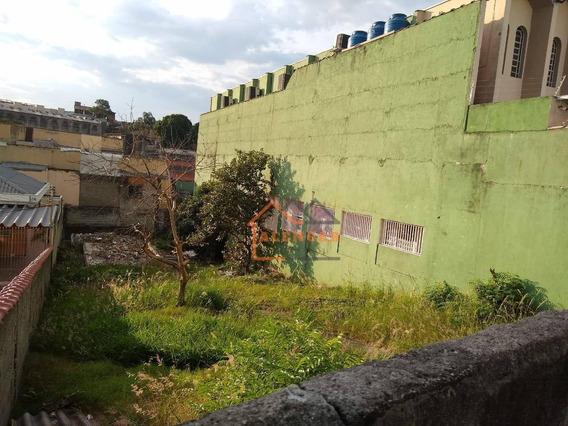 Terreno À Venda, 390 M² Por R$ 420.000,00 - Vila Santana - São Paulo/sp - Te0002