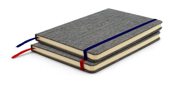Libreta Anotador Cuaderno Urban Hojas Lisas Regalo De Diseño