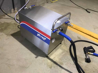 Máquina A Vapor Manual Jet Vap 12 K Dupla Dois Meses De Uso