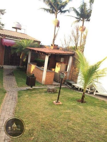Imagem 1 de 30 de Ótima Casa No Bairro Jardim Dos Camargos À Venda! - Ca0701