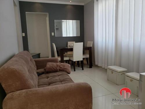Imagem 1 de 15 de Casa Em Condomínio Para Venda Em Mogi Das Cruzes, Vila Lavínia, 2 Dormitórios, 2 Banheiros, 2 Vagas - So494_2-988475