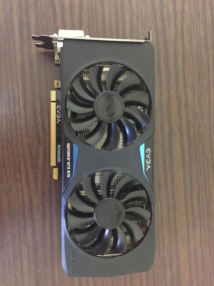 Placa De Video Gtx 970 Evga