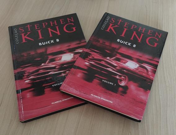 Livro Stephen King Buick 8 Volume 1 E 2